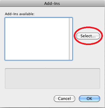 how to add print button in excel mac